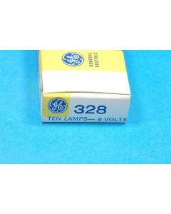 Sylvania - 328 - #328 Lamps New 6V