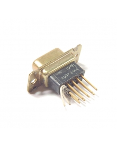 POSITRONIC - SD9F-3000 - Connector, DB9. Female.