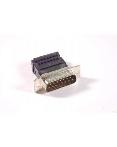 AMP INC - 745370-1 - Connector, D-Sub. HDF DB15 .