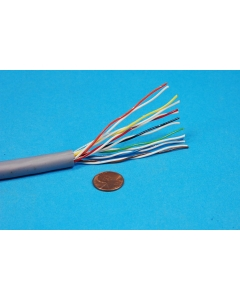 Alpha Wire Co. - 5241 - Cable, unshielded. 22-14C.