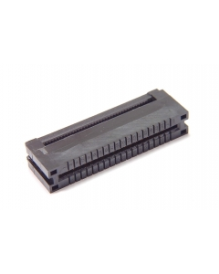 Amphenol/Spectra-Strip - 807-4005-007 - Connector, IDC. Female 20 position edge card socket.