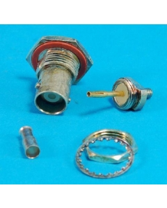 AMP INC - 2-329092-1 - Connector, BNC. Jack female.