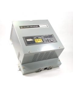 ALLEN BRADLEY - AB - 1332AAA + W/VF-4-2 - Adj Freq AC Drive 2KVA 0-240Hz