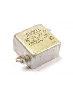 Filtron - FA965B - Filter, Line  20Amp 100VDC. RF/EMI Interference Module.