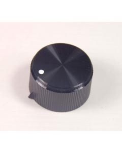 "ALCOKNOB - KNP-900B 1/8 - Equipment, knob. For 1/8"" shaft, Stereos, Amplifiers, Instrumentation."