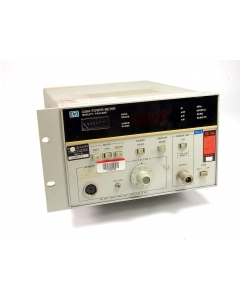 Hewlett Packard - 436A - Power meter 100pW-25W to 50GHz.