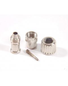 EF Johnson - 140-0225-011 - Connector, coax. Mini UHF male.