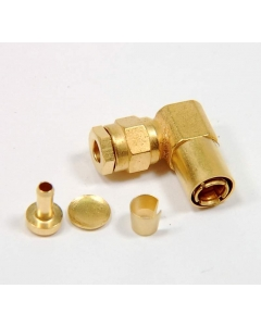 AUTOMATIC METAL PRODUCTS - GG6902-000-819 - Connector, coaxial. Female SMA.