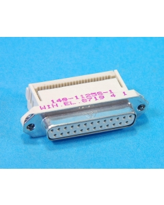 WINCHESTER ELECTRONICS - 149-1125S-1 - Connector, D-SUB to IDC. Female DB25.