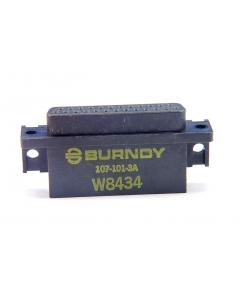 Burndy - 107-101-3A - Connector, D-Sub. DB25 female. RA.