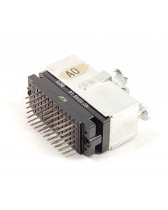 CINCH - KS19163 L6 + KS19162 L6 - Connector set. Microribbon 72 contacts.