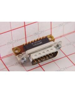 AMP INC - 8-545 - RT ANGLE (M) DB15 CONN