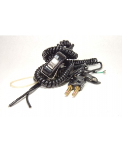Western Electric - L4BY-03-10C - Telephone patch cord.