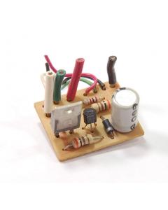 UNMARKED - 2N6394 - SCR. 12Amp 50V assembled PC board. P/N: 2N6394.