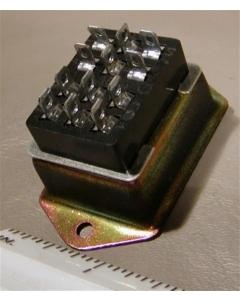 CINCH JONES - S-312-DB - Connector, cinch. F 12 Position, DB.