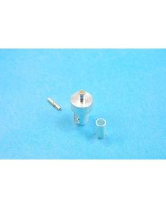 AMPHENOL - 309-36800 - (F) BNC for RG58 & RG141