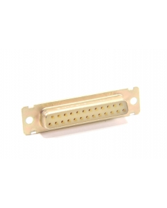ITT - DB25S-V - Connector, D-Sub. DB25S.