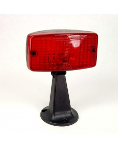 DDR-Ruhla - 8-798 - Rear Safety - Third Brake CHMSL Brake Stop Light with 12 VDC,  21 Watt Bulb.