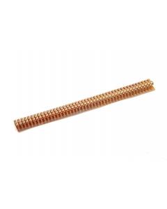 CUSTOM - COPPERTEX-B - Copper Finger Shielding Stock. EMI/RFI Shielding Solution, Package of 5.