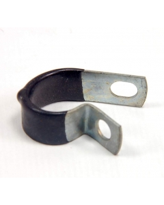 "Unidentified MFG - 8-863 - Cable clamps. 9/16"". Package of 10."