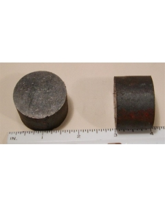 "Unidentified MFG - 8-888 - Magnets. 1"" x 1-1/2"" D."