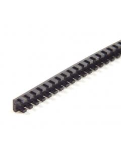 Unidentified MFG - 8-988 - Hardware, grommet strip. Package of 10.