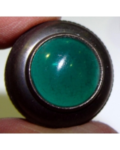 Unidentified MFG - PD9500 - Jewel only, for panel lamps. Green.