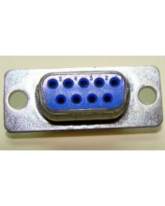 Unidentified MFG - DB9F - DB9F panel mount - No Pins
