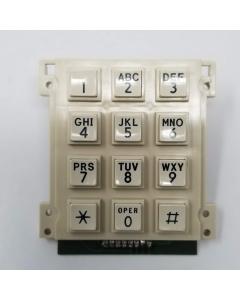 Unidentified MFG - 9-045 - Push Button Keypad. Twelve Position, Telephone Style.
