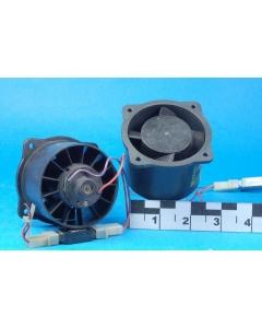 TRW GLOBE - 19A2689 - Fan, Axial. 24VDC. Vaneaxial/Round. RFE