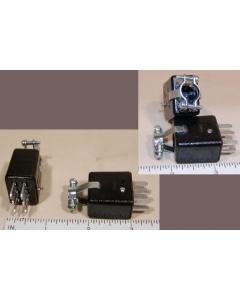 CINCH JONES - P-306-CCT - Connector, cinch. M 6 Pin, cable.