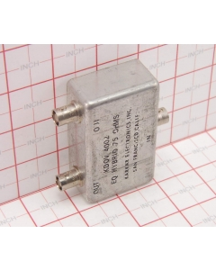 KARKAR ELECTRONICS - KDOV4002 - 75-OHM FILTER