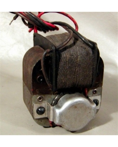 Unidentified MFG - 9-154 - Motor, AC. 115VAC Fan motor.