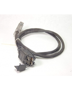 NATIONAL ELECTRIC CABLE - 9-171 - CABLE 3' IBM DATA BLACK