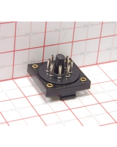 POLYCASE PRODUCTS - 9-181 - 8-Pin octal base
