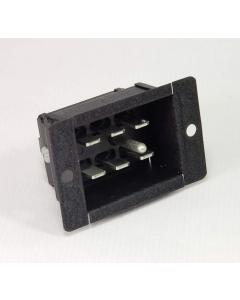 CINCH JONES - BEAU5408 - Connector, cinch. M 6 Pin, DB.