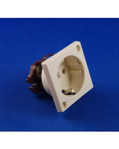SCHUKO - 1411-410 - Lamps & Lights. 10/16Amp 250V Socket.