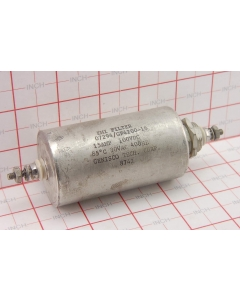 GENISCO TECH - 07294/GF4200-16 - Filter, EMI. 15Amp 100VDC, 30VAC 400Hz.