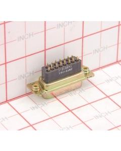 AMP INC - 745932-1 - Connector, D-Sub. Male DB15.