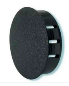 HEYCO - 2733 - DP-1187 - Hardware, dome plug. Package of 10.