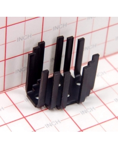 Unidentified MFG - PT-048 - Hardware, heatsink. For one TO-3 component.