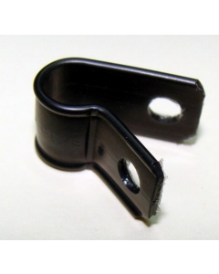 "Unidentified MFG - 3/16-4-128 - Cable clamp. 3/16"". Package of 50."