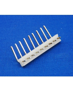 MOLEX - PT-133 - 9 PIN right-angle Header MOLEX