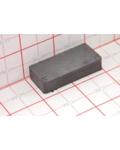 "Unidentified MFG - MS-273 - Magnets Rectangular 1-7/8"" x 7/8"" x 3/8"""
