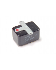 ESSEX RBM CONTROLS - 91252-121 - Potential Start Relay SPST NO 115V 1/12 HP