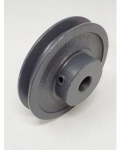 """BROWNING - 60612- OK30X1/2 - Pulley Wheel/Sheave for 1/2"""" Diameter Shaft,  3-1/4"""" OD."""