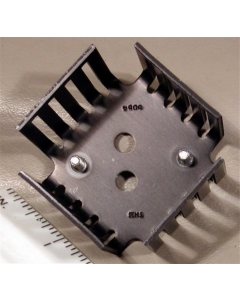 Thermalloy/Aavid - THM6054B-SE1 - Hardware, heatsink. For TO-3 components.