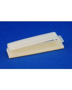 Dek Inc/Deklip - PT-360 - Hardware, Flat Ribbon Cable Clamp. 3 Inch Width.