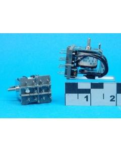 ADEMCO - P-787 - RL900169U - Open Frame Relay, 6VDC,  3PDT, 8 Amp