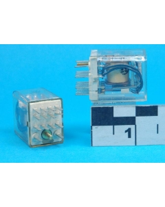 Potter & Brumfield - KH5099-1 - Relay, DC. 4PDT 3Amp 24VDC.